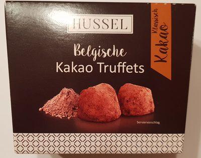 Belgische Kakao Truffets - 1