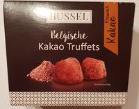 Belgische Kakao Truffets - Product