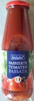 Passierte Tomaten Passata - Produkt