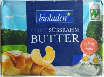 Feine Süßrahmbutter - Produkt
