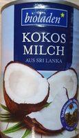 Kokosmilch - Produkt - de