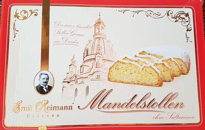 Mandelstollen - Product