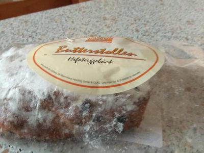 Butterstollen - Produit - fr
