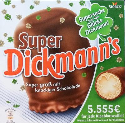Super Dickmann's - Produit - de