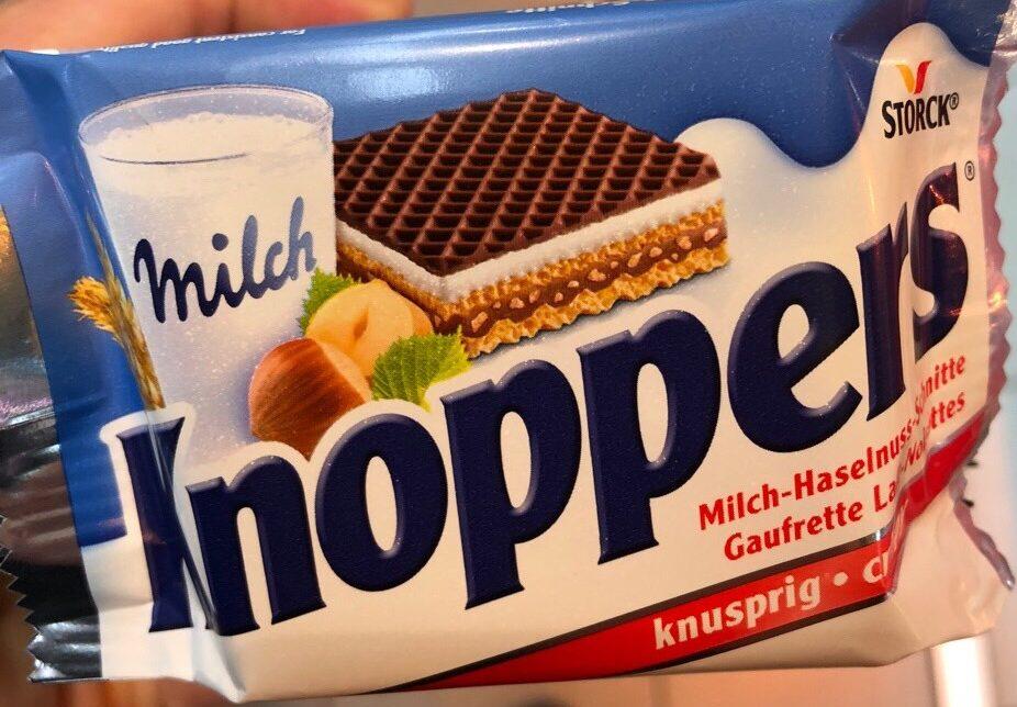 Knoppers Multipack 8+2 Gratis - Produit