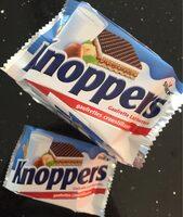 Knoppers - Valori nutrizionali - de