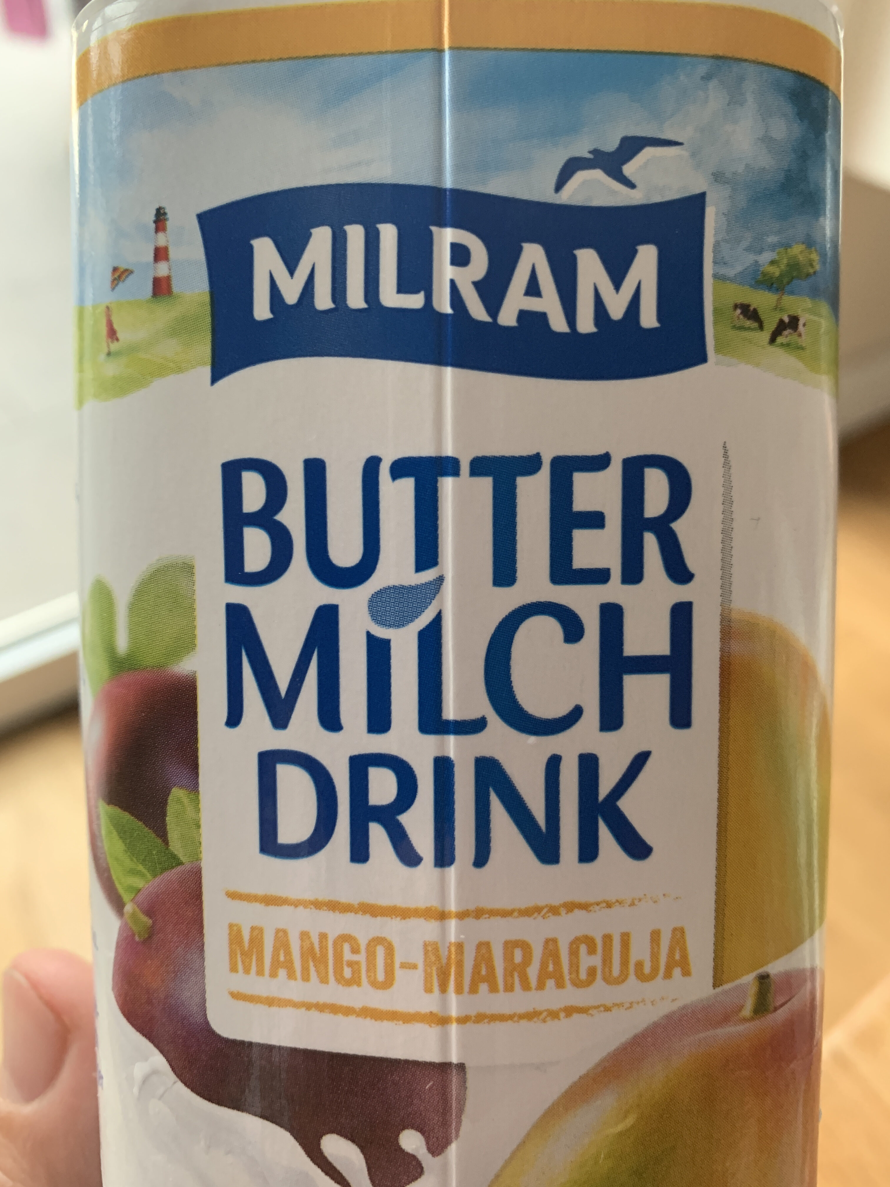 Buttermilch Drink - Product