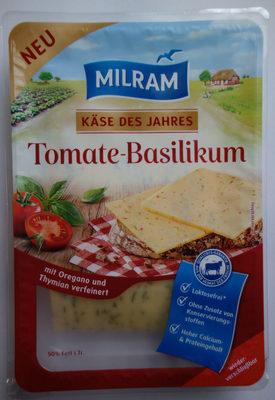 Tomate Basilikum Käse - 50 % Fett i. Tr. - Produit - de