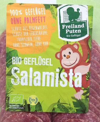 Bio Geflügel Salamista - Produit - de