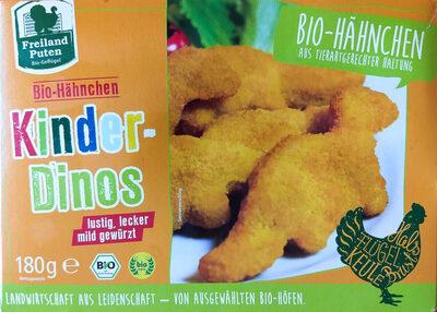 Bio-Hähnchen Kinder-Dinos - Produit - de