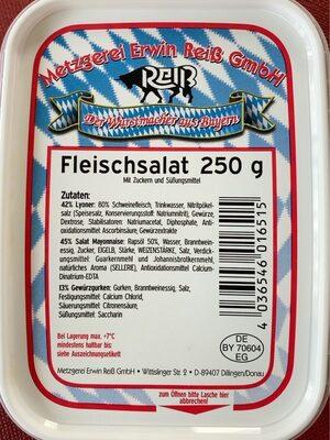 Fleischsalat - Prodotto - de