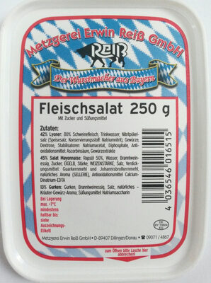 Fleischsalat - Produit - de