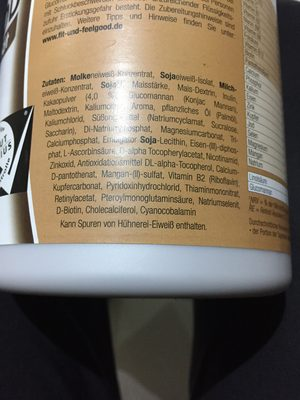 Fit and Feelgood Schlankdiät (inkl. 1,5% Milch), S... - 1