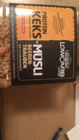 Layenberger, lowcrab protain keks-müsli - Product