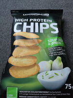 High protein chips - Product - de