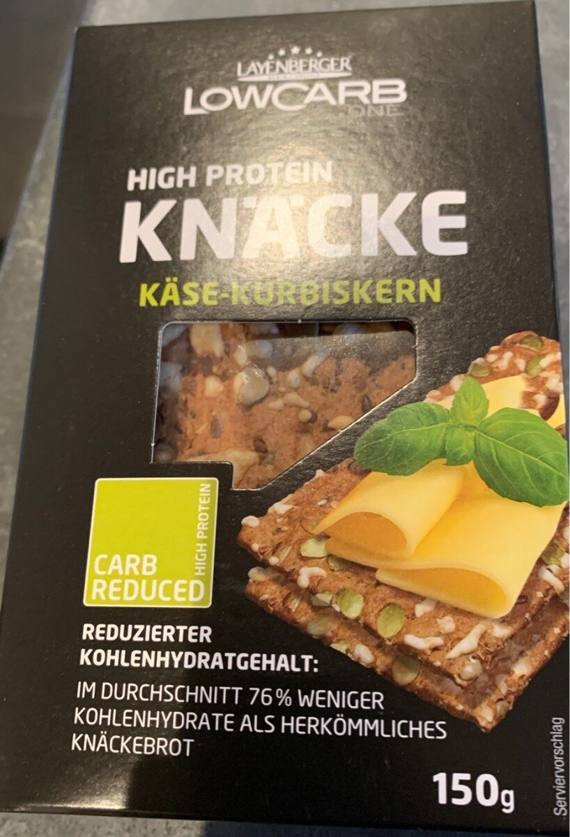 High Protein Knäcke - Product - en