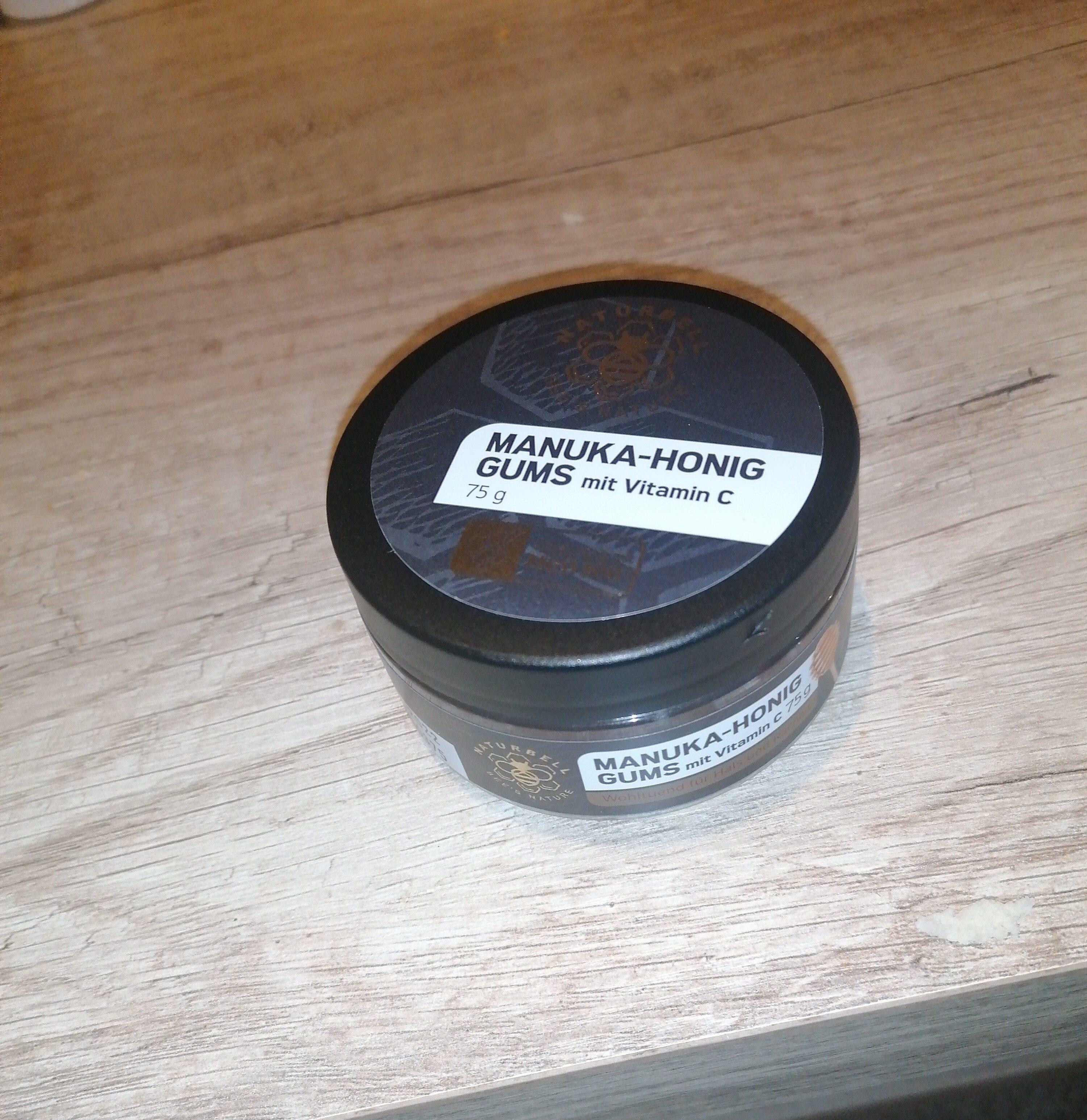manuka Honig - Ingrediënten - de