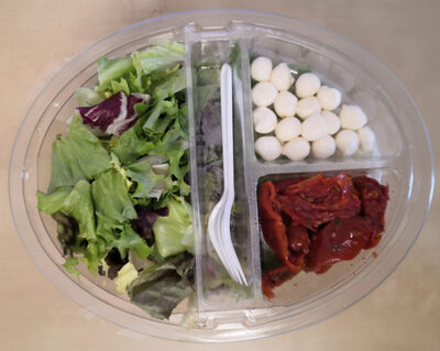 Thurländer Tomate-Mozzarella Salat - Produit - de