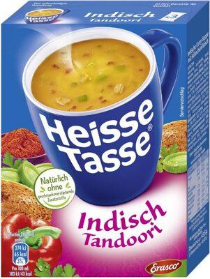 Heisse Tasse Indisch Tandoori, Mit Hühnchen - Produkt - de