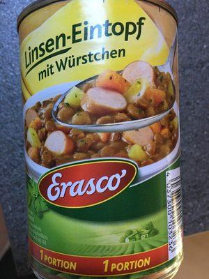 Linsentopf 1 Portion - Product - de