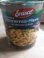 Zitronenreis-Pfanne - Produit - de