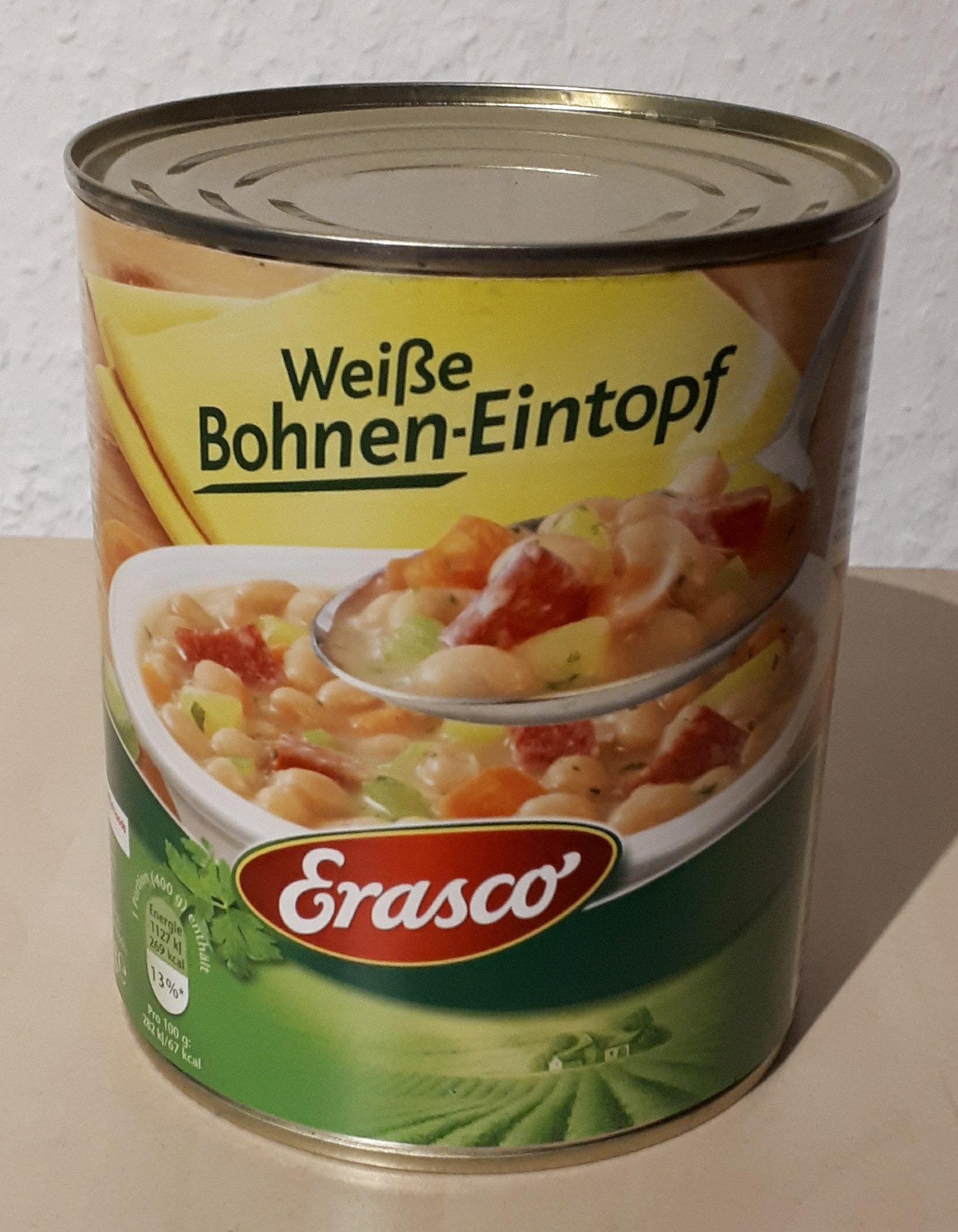 Weiße Bohnen-Eintopf - Produit - de