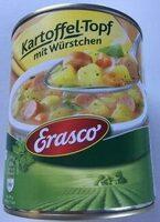 Kartoffeltopf mit Würstchen - Product