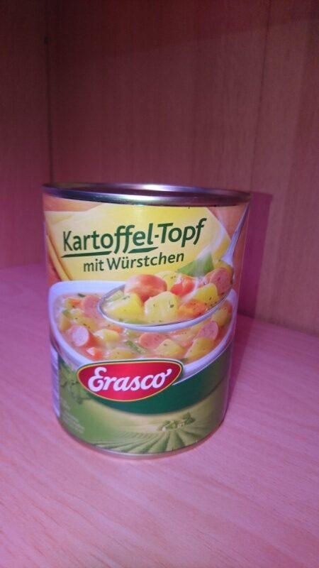 Kartoffeltopf mit Würstchen - Produit - de