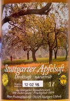 Stuttgarter Apfelsaft - Product