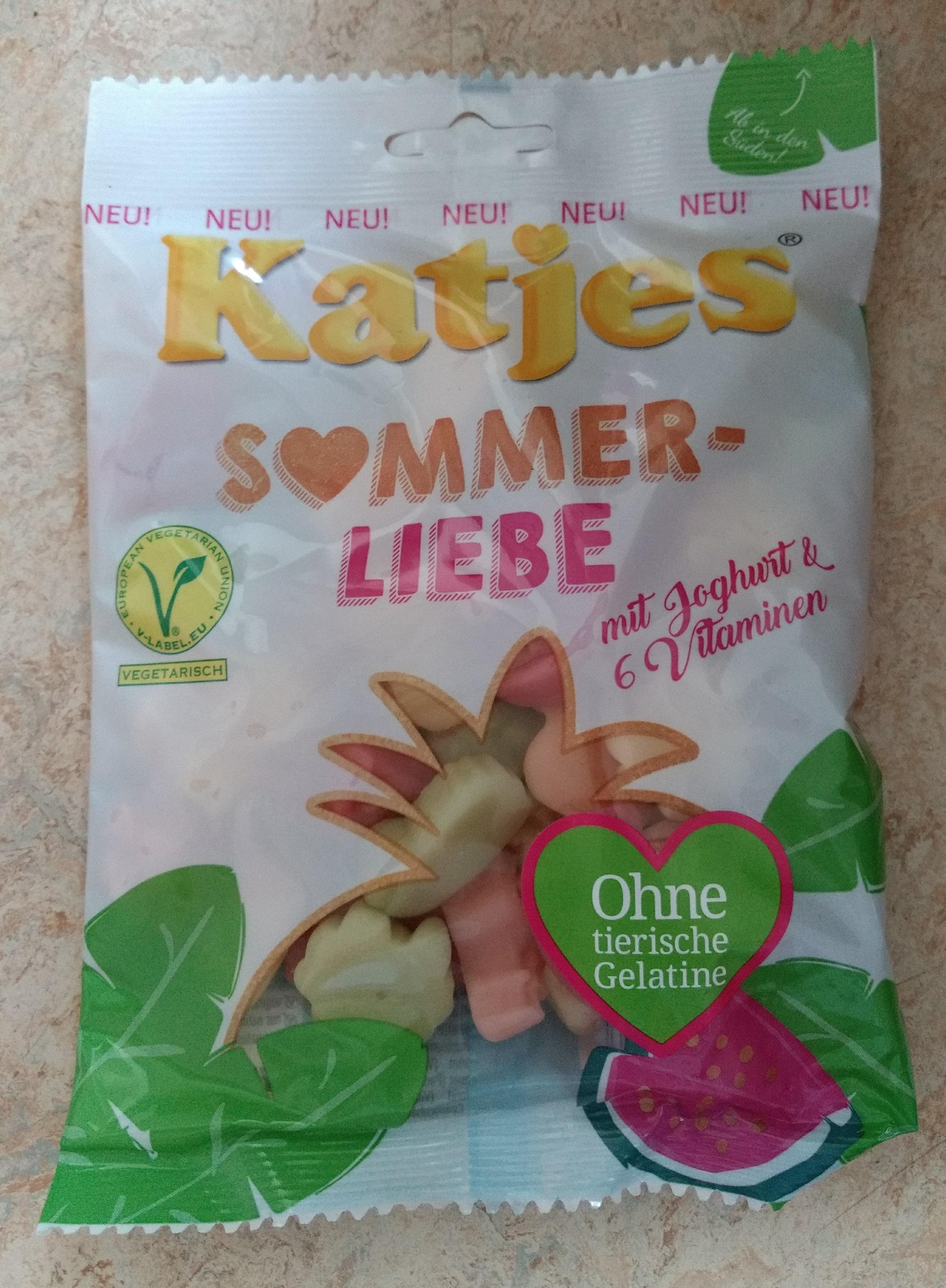 Katjes sommerliebe - Produkt - de
