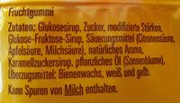 Cola Playa - Ingredients - en