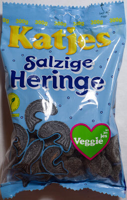 Salzige Heringe - Product