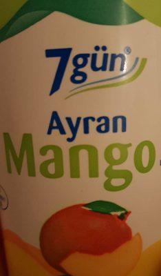 Autan Mango - Produit