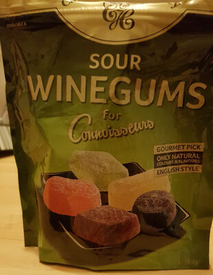 sour winegums - Product