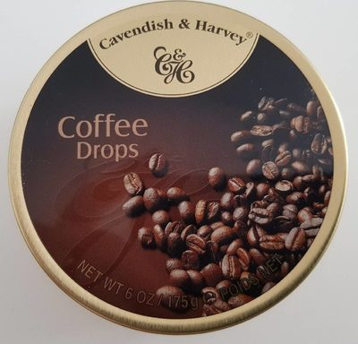 Coffee drops - Product