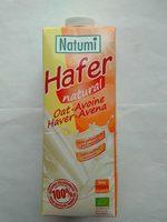 Hafer natural - Produit