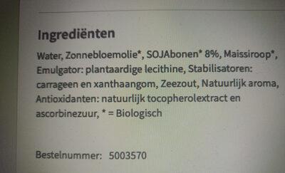 Cresoy soya - Ingredients - nl