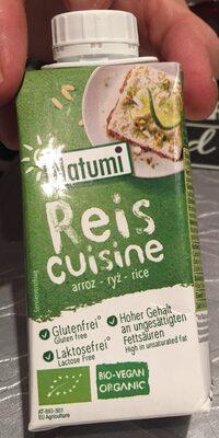 Reis Cuisine - Produit - fr