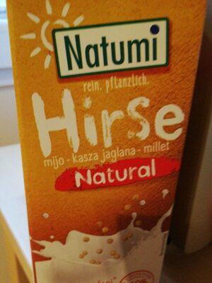Boisson au millet - Produit