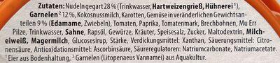 Gebratene Garnelen - Ingredients - de