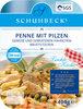 Schuhbecks Penne mit Pilzen - Produit