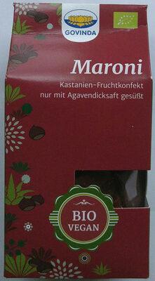 Maroni - Prodotto