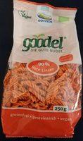 Govinda Bio Goodel Nudeln, Rote Linsen, 2 X - Product