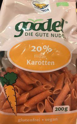 Goodel Nudel Frische Karotten - Product - fr