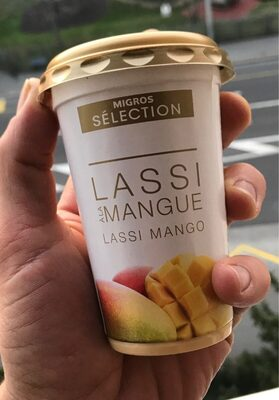 Migros Sélection - LASSI MANGO - Product - fr