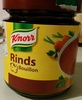 Rinds Bouillon - Produkt