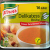 Delikatess Gemüsebrühe - Product