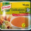 Delikatess Brühe, Rein Pflanzlich - Product