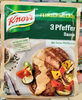 Feinschmecker 3 Pfeffer Sauce - Produkt