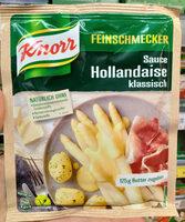 Sauce Hollandaise klassisch - Product
